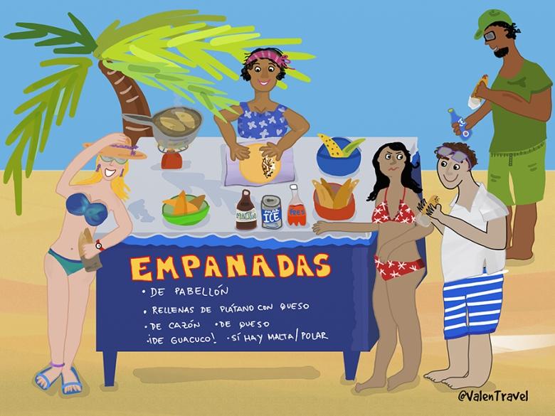 Empanadas Margarita